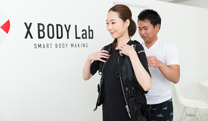 X BODY Lab 社員採用イメージ